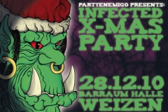 Infected X-Mas 2010