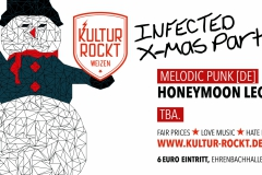 Infected X-Mas 2018