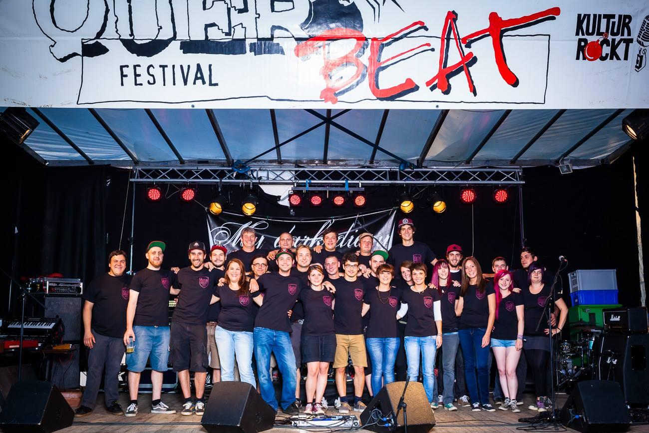 Das Team von Kultur Rockt Weizen e.V.